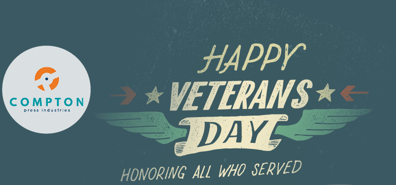 Thanking Our Veterans Today and Every Day!