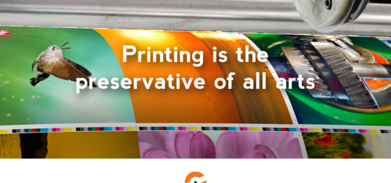 Printing is the preservative of all arts